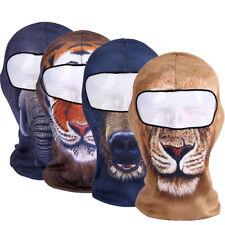 3D Animal Motorcycle Balaclava Face Mask Ski Cycling Riding Face Shield Warm Hat