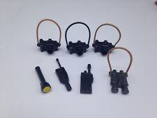 PLAYMOBIL Accessories Camera Cameras Binoculars Flash Light Radio