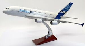 Unbranded Long Model Plane 2312IR  - Airbus A380