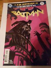 Batman #9 Janin King DC Rebirth Comic Book NM 1d bc
