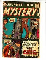 "Journey Into Mystery 79 GVG (3.0) 4/62 ""The Midnight Monster"" Mr Hyde Prototype!"