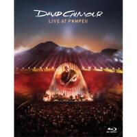 DAVID GILMOUR Live At Pompeii 2CD/2BLU-RAY BOX SET NEW Pink Floyd Blu-Ray