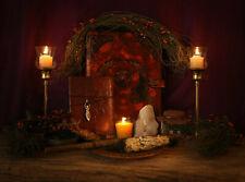 rituels Bouclier armure magique sous la forme d'un champ forces psychiques ☽☼☾