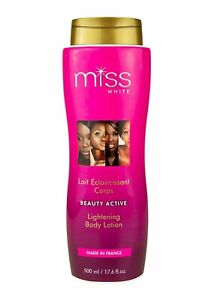 Fair and White Miss White Lotion 500ml
