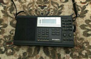 Sangean ATS-803 World Band Receiver Radio