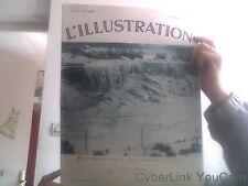 L'illustration NUMERO 4851 du 22 Fevrier 1936