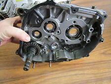 XR 250 HONDA 1986 XR 250R 1986 ENGINE CASE RIGHT