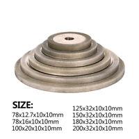 "Grit 150 Diamond Coated Grinding Wheel Carbide Cutter Grinder 3"" 4"" 5"" 6"" 7"" 8"""