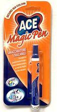ACE MAGIC PEN SMACCHIATORE TASCABILE 10ML AGISCE IMMEDIATAMENTE SU MACCHIE FRES.