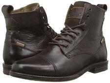 daf155c961 Botas de piel Levi's Emerson para hombre marrón talla 44