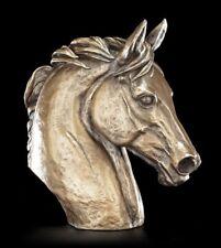 Horse Figurine Bust - Semper´s Spirit by Harriet Glen - Decorative Statue Head
