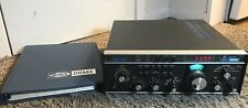 Drake R7 H.F Communications Ham Receiver w/ Original Owners Manual Great Cond