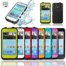 Wasserfeste Handyhüllen & -taschen aus Kunststoff für das Samsung Galaxy S4