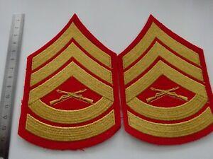 US Rangabzeichen Marine Corps Gunnery Sergeant