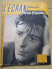 l'écran français paris cinema, n°96, 29 avril 1947