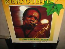 KING CURTIS Greatest Hits CD Memphis Blues RARE IMPORT