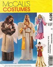 McCall's Misses' Angel Costumes Pattern 3873 Size 4-14