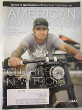American Motorcyclist Magazine October 2011 The Best of AMA Vintage Motorcycle