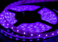 Metra Install Bay 3 Meter 9 Ft LED Light Strip Self Adhesive 3M 12 Volt Purple