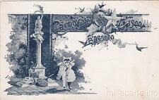 * BASSANO - Carnevale 1900