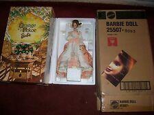 Orange Pekoe Barbie Victorian Tea Porcelain Col MIB