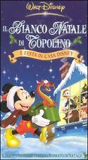 Il bianco Natale di Topolino (2001) VHS