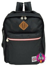 GOLA HILLARY BLACK PADDED LARGE BACKPACK RUCKSACK SCHOOL BAG NEW WITH TAGS