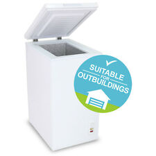 SIA CF60WH 43cm Chest Freezer In White | 61 Litres Capacity | A+ Energy Rating