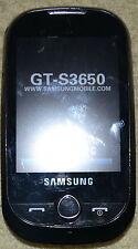 SAMSUNG GT-S3650 FUNZIONANTE