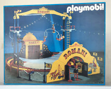 Playmobil 3720 Romani Circus - new sealed box - vintage rare set from 1991