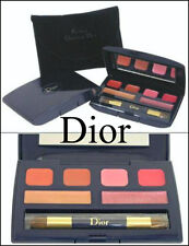 100%AUTHENTIC Ltd RARE Edition DIOR Addict LOGO Makeup&Mirror LIPS&EYES PALETTE