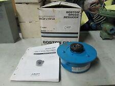 Boston Gear Overload Clutch P/N ORC2FJTMP18 600 In/LB Max Torque (NIB)