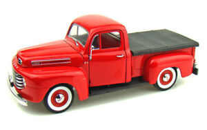 Yatming - Ford F-1 Pick Up (1948, 1/18 scale diecast model car, Red) 92218R