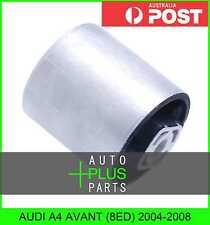 Fits AUDI A4 AVANT (8ED) 2004-2008 - Rubber Suspension Bush For Front Rod