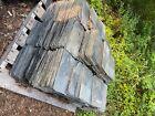 Antique slate roofing tile black 7  x 12