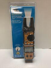 Ideal Led 600 Volt Truerms Ac Clamp Meter Clamp Meter 61 405