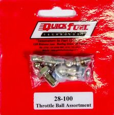 Quick Fuel Holley Carb Carburetor Throttle Cable Stud Assortment Fits Ford Chevy