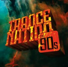 TRANCE NATION THE 90s = Humate/Nostrum/ATB/Push/Cosmo...= 3CD = HARD TRANCE!