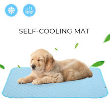 Summer Cooling Mat Dogs and Cats Self Cooling Mat Breathable Portable &Washable