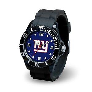 Men's Black watch Spirit - NFL - New York Giants