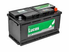 Batterie de voiture Lucas 12V 100 Ah / 830 A  Mercedes-Benz