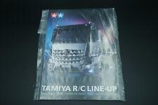 TAMIYA RC Truck Line Up Volume 1 2018 Magazine OZRC