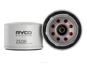 Ryco Oil Filter Z608