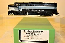 HO BRASS OMI 5665.1 OVERLAND NYC RF16 A SHARKNOSE DIESEL #3819