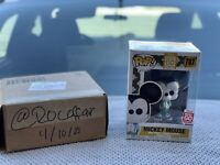 *IN HAND* FUNKO POP! DISNEY - MICKEY MOUSE GO #787 THAILAND EXCLUSIVE