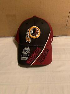 Washington Redskins NFL '47 Brand Cardinal Venture MVP One Size Adjustable Hat