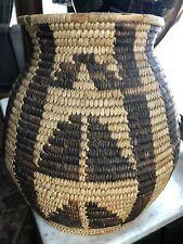 New ListingVintage Papago Olla Basket Native American Antique