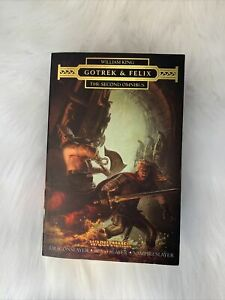 Gotrek and Felix: The Second Omnibus by William King (Paperback, 2013)