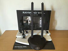 Set of Display & Taco Expositor RAYMOND WEIL Geneve - for Watch Montre Reloj