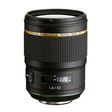Pentax HD Pentax-D FA* 50mm F1.4 Lens